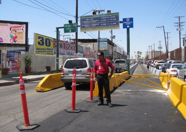 Medical Lane Mexicali