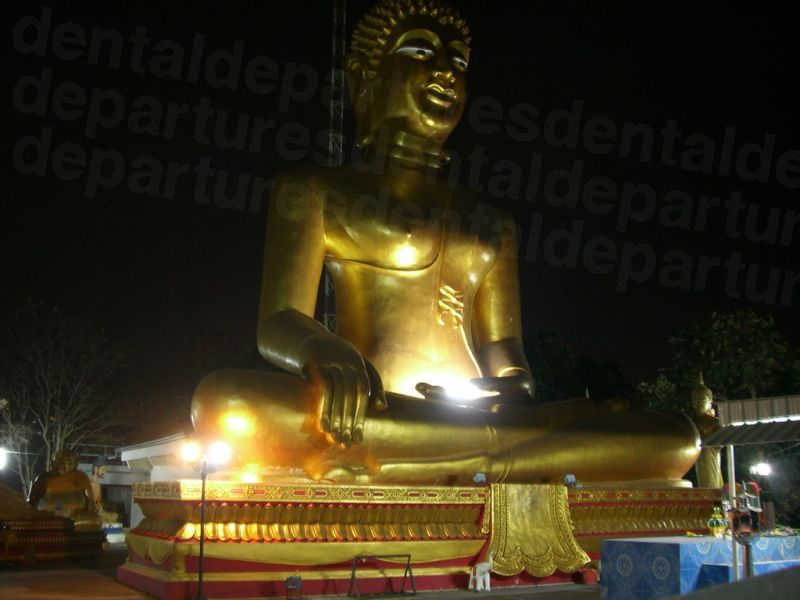 Pattaya Big Buddha at Night