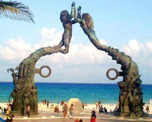 Playa Del Carmen Town Centre