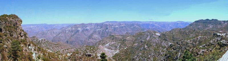 Copper canyon, Chihuahua