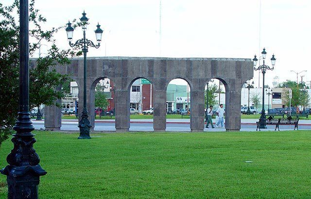Plaza of the Republic Reynosa